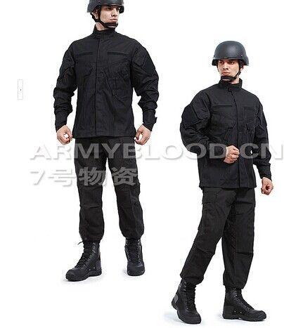 Армия сша военная форма для мужчины сват обучение черный пиджак + брюки костюмы ударить боевой армейское обмундирование