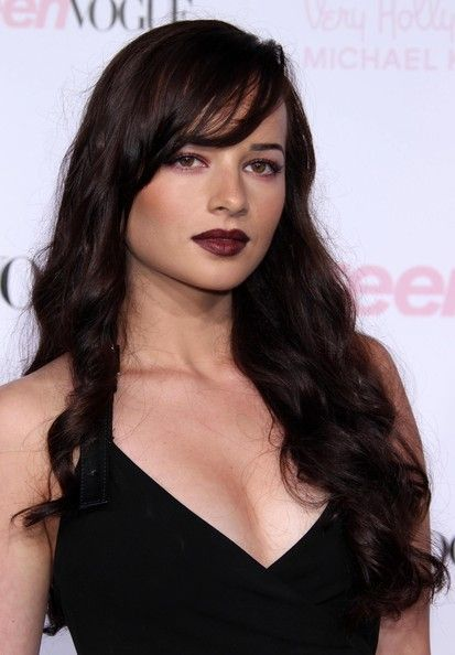 Loving her makeup. Ashley Rickards Photos: The 8th Annual Teen Vogue Young Hollywood Party