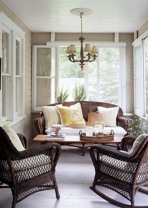 Pretty Porches We Love                                                       …