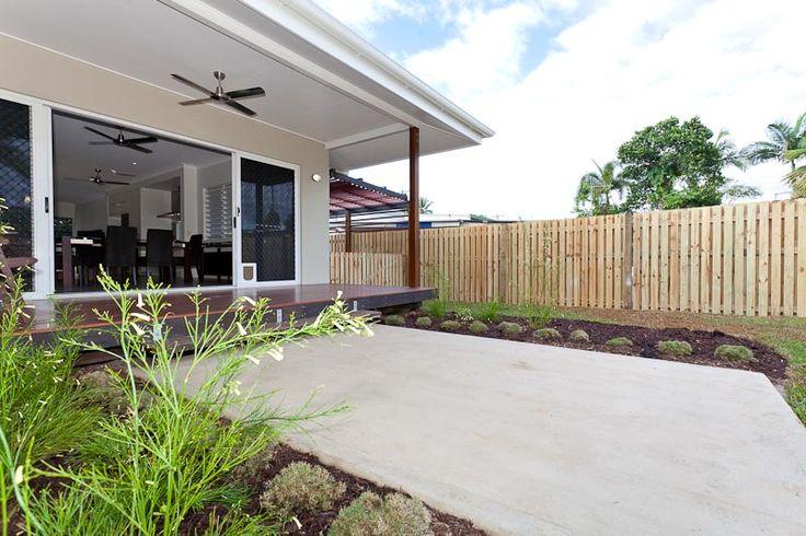 Field Homes Rear Deck