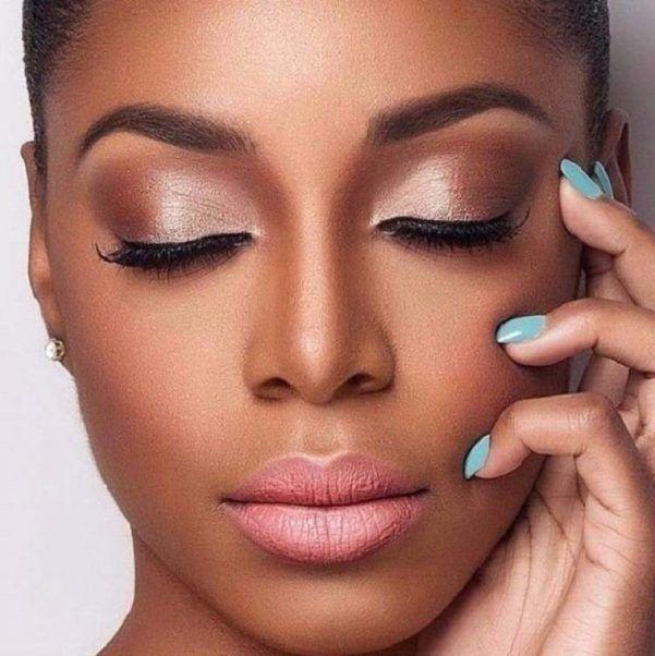Maquiagem para quem tem a pele negra