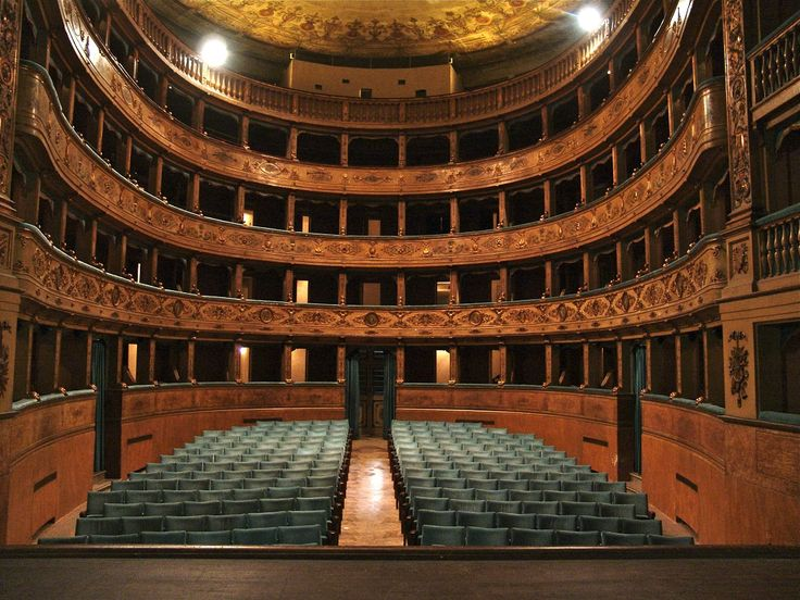 Theater of Pavone