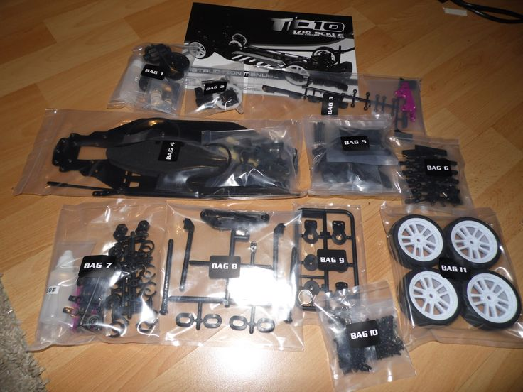 TD10 parts