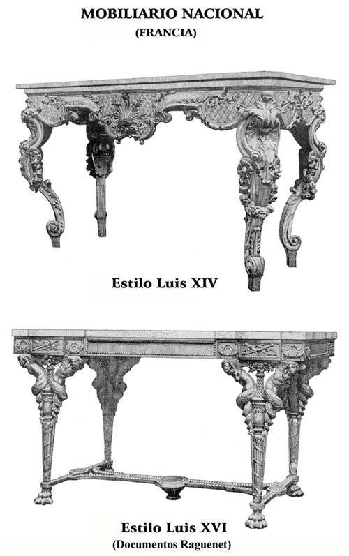 M s de 25 ideas incre bles sobre sillas luis xv en for Muebles estilo luis xiv