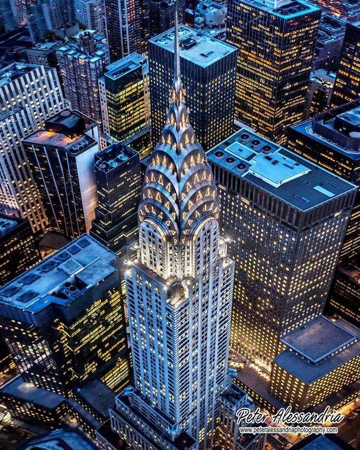 Best 25+ Chrysler Building Ideas On Pinterest