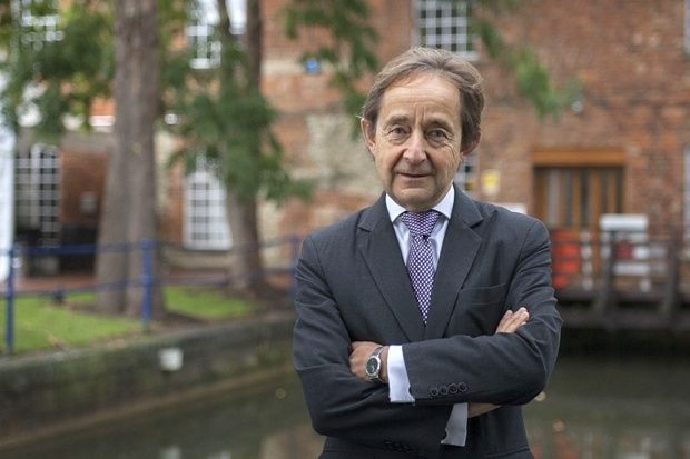 Sir Anthony Seldon - Universities failing on Mental health of their students