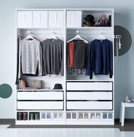 139 best images about emi 39 s room on pinterest wardrobe storage bedroom - Tringle armoire ikea ...