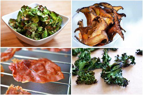 Paleo Chips! | Whole 30 - Recipes, shopping list, etc. | Pinterest