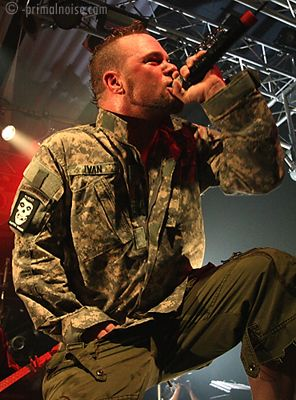 5FDP ..... I love him. He is perfect ;) -Ivan Moody