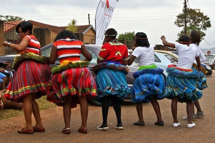 Tswana Traditional Wedding Dresses 2014