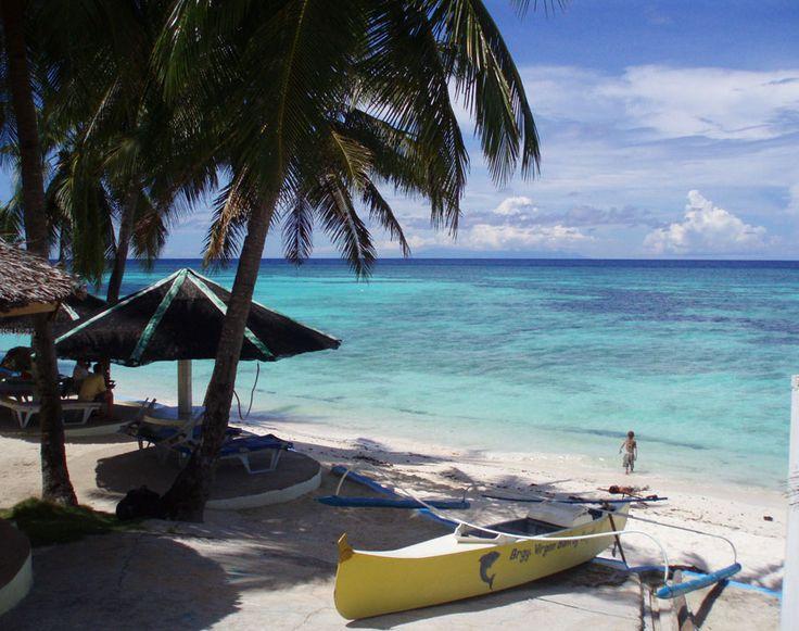 Beach Vacations in Bohol Island   Sandy Beach Resort
