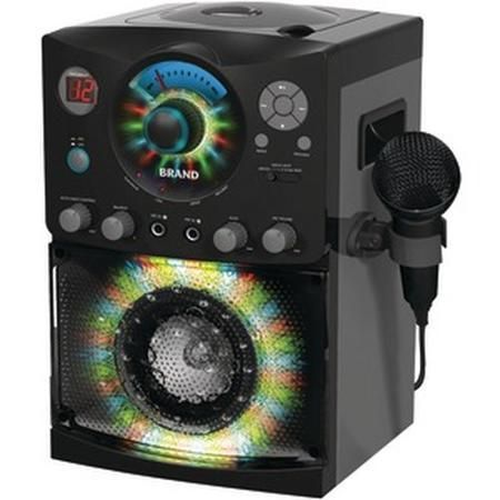Toys Singing Machine SML385 CDG Karaoke System With Disco Lights - Complete Karaoke Systems