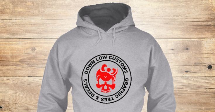 Discover Down Low Customs Logo Sweatshirt from Down Low Customs, a custom product made just for you by Teespring. With world-class production and customer support, your satisfaction is guaranteed. - One of a kind Down Low customs Logo. Spread the...