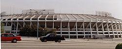Atlanta-Fulton County Stadium, former home of the Atlanta Braves