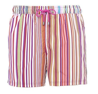 Etro multi stripe shorts from Harrods, London. Mens fashion, summer 2013, exclusive gift ideas