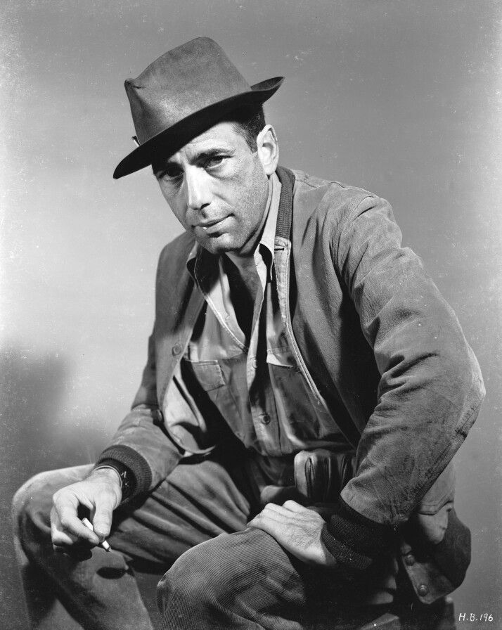 Humphrey Bogart in 'The Treasure of the Sierra Madre' 1948 - Directed by John Huston.