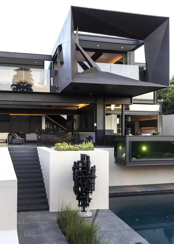 Amazing Cool KLOOF ROAD HOUSE Design Ideas