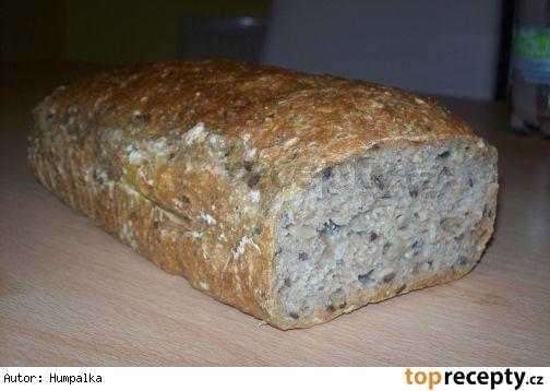 Celozrnný výborný chléb
