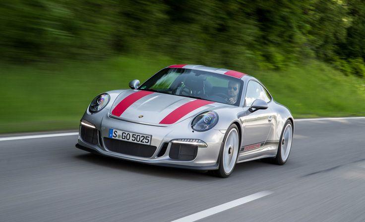 2016 Porsche 911 R - Car and Driver