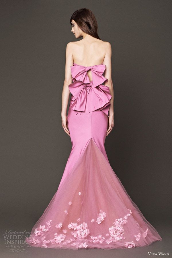 46 best Vera Wang images on Pinterest | Wedding frocks, Homecoming ...