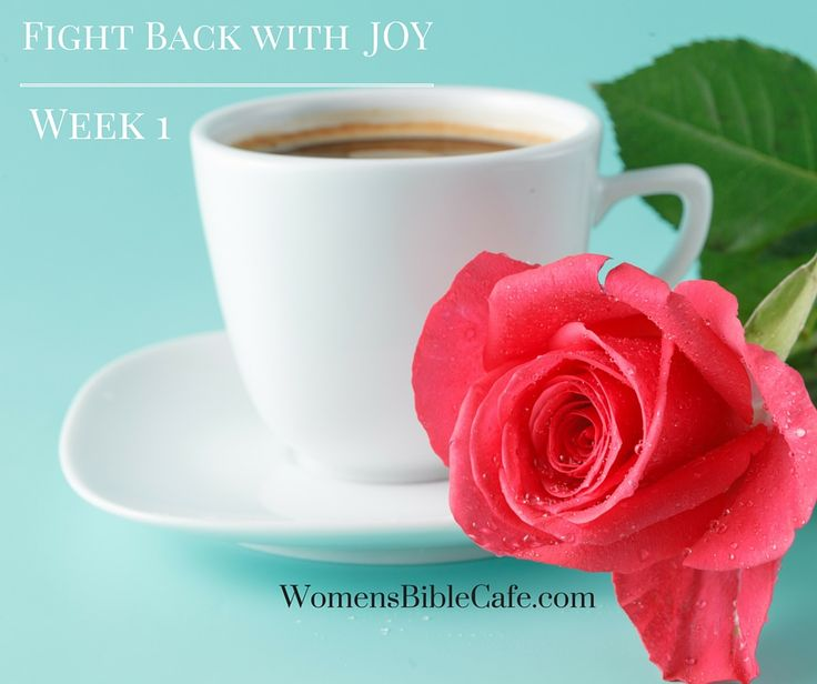Fight Back with Joy Online Bible Study | Week 1