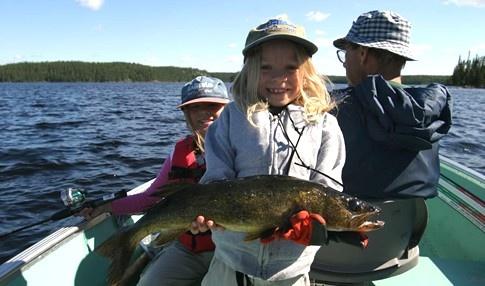 nice catch little one