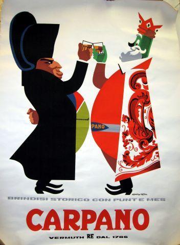 """Il Vermouth """"reale""""!  Sempre presente sui tavolini dei caffè torinesi frequentati da Cavour, è un vino liquoroso aromatizzato. Fu inventato nel 1786 da Antonio Benedetto Carpano e divenne ben presto simbolo del Piemonte in Europa."""