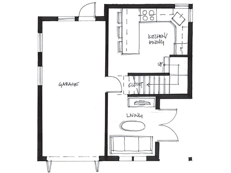 Small homes amp laneway houses in vancouver design and floor plan