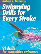 Competitive swimmers know that even minor flaws in stroke technique can mean the difference between first and last place. Swimming Drills for Every Stroke gives swimmers the edge. Author Ruben Guzman presents 91 essential drills for reaching perfect form in the backstroke, breaststroke, freestyle, and butterfly.