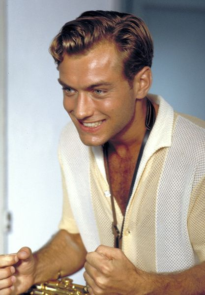 Jude Law as Dickie Greenleaf in The Talented Mr. Ripley
