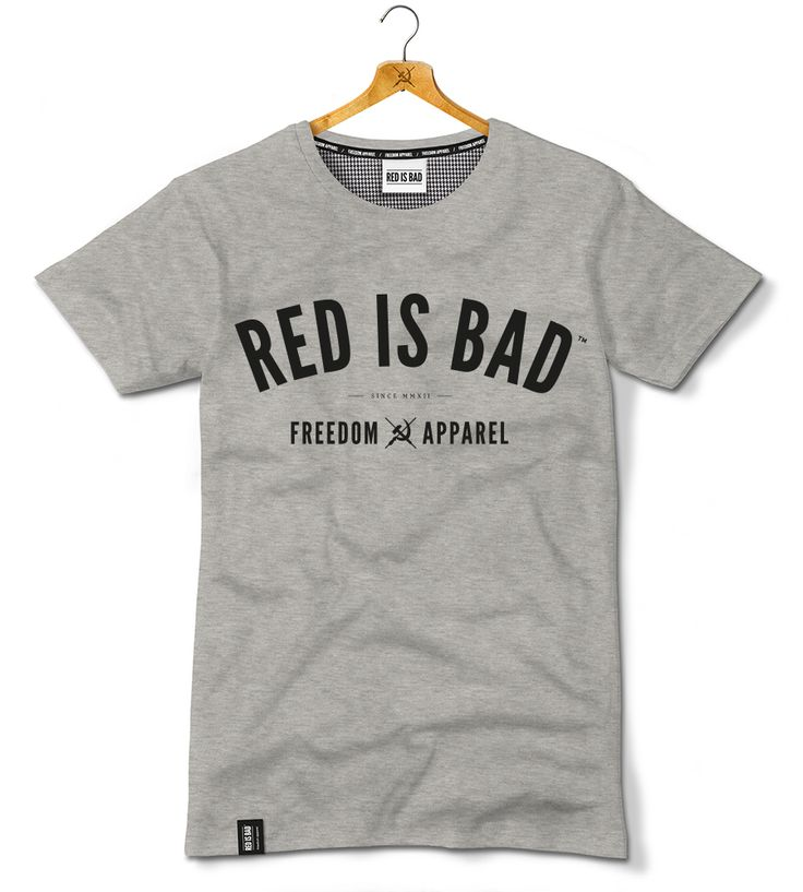 Red is Bad - Freedom Apparel