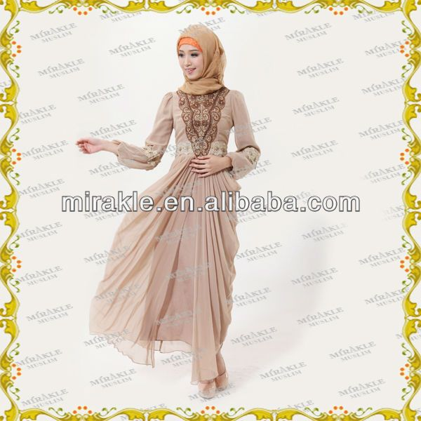 MF17122 Moroccan Kaftan Caftan Dubai Embroidery Abaya  1.soft and comfortable fabric  2.elegant and generous design