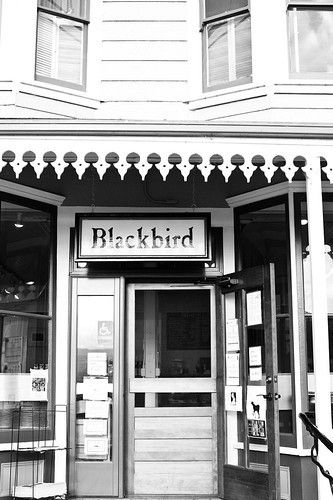 Blackbird Inverness, Tomales Bay - coffee, pastries, and baked goods