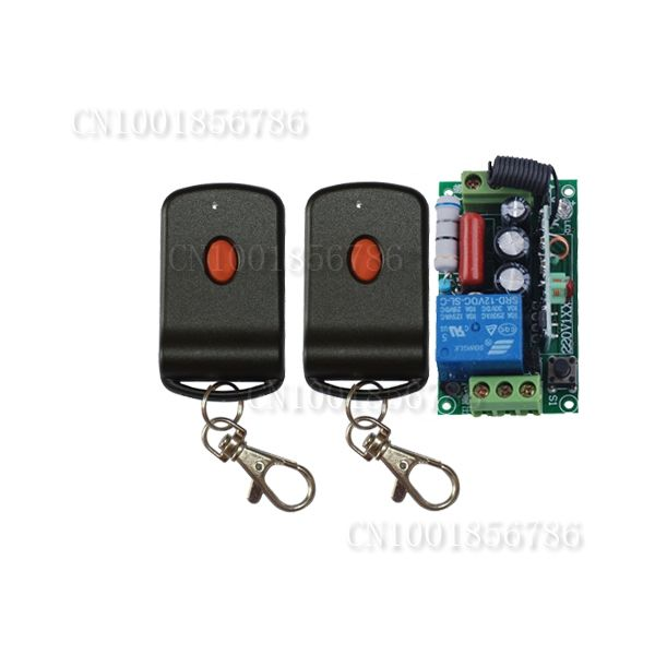 11.25$  Watch here - http://aliyq3.shopchina.info/go.php?t=32603133443 - 220V 1CH Wireless Remote Control Light Switch System Lamp LED SMD Access System With 2PCS transmitter  #magazine