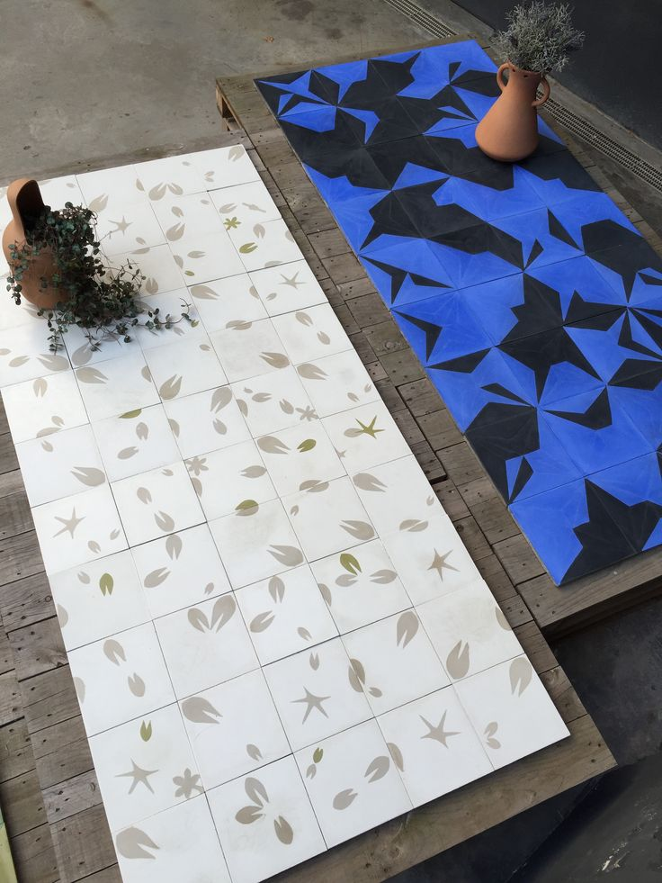 The new tiles are ready!! See them very soon in #barcelona. #Remedios it is a reinterpretation of the traditional patterns by #elíastorres and #joseantoniomartinezlapeña. #mosaichidraulic #mosaicohidraulico #cementtiles #encaustic #tiles #homedesign #interiordesign #barcelonadesignweek #LessIsMore #MenysÉsMés #madeinmallorca #architexture #architecture #archilovers #arquitectura #disseny #everyoneitisdifferent