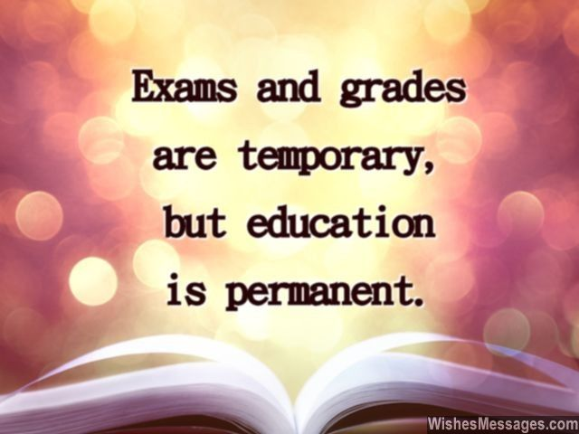Congratulations for Passing Exams: Best Wishes for Students ...