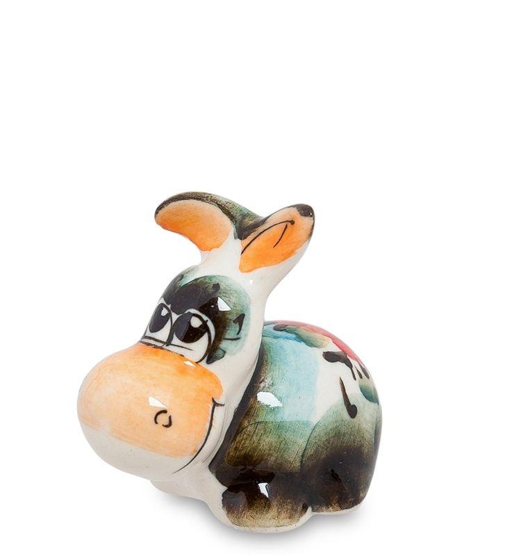 Фигурка «Ослик-Иа» ГЛ-234 (Гжельский фарфор)      Страна производства: Россия;   Материал: фарфор;   Длина: 4,5 см;   Ширина: 3 см;   Высота: 4,5 см;   Вес: 0,02 кг;          #porcelain #Gzhel #figurines #statuette #handmade #handpainted #фигурка #фигурки #статуэтки #фарфор #Гжель #ручная #работа #ручнаяроспись #роспись #ослик