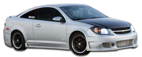 2005-2010 Chevrolet Cobalt 2007-2010 Pontiac 2DR G5 Duraflex B-2 Side Skirts Rocker Panels - 2 Piece