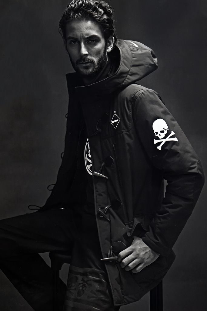 F.C.R.B x mastermind JAPAN 2012 Fall/Winter Capsule Collection
