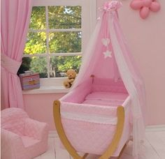 Harika bebek odası cibinlik Dizaynı