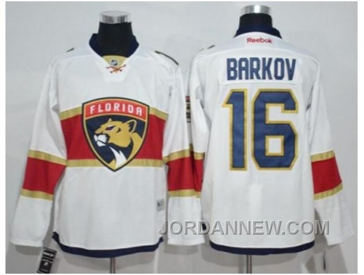 http://www.jordannew.com/men-florida-panthers-16-aleksander-barkov-white-road-stitched-nhl-jersey-for-sale.html MEN FLORIDA PANTHERS #16 ALEKSANDER BARKOV WHITE ROAD STITCHED NHL JERSEY CHRISTMAS DEALS Only $35.00 , Free Shipping!