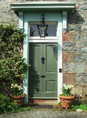 Green Front Door 91 best front door images on pinterest | front door colors, doors