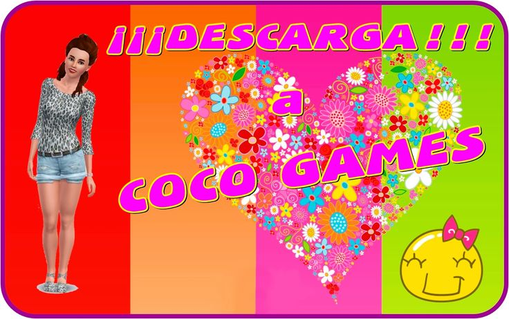 Coco Games: DESCARGAME: Cocó Games