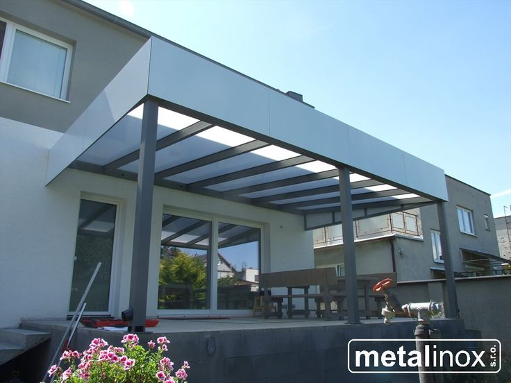 Steel shelter house with lexan