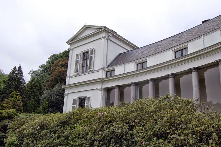 248 beste afbeeldingen over paleis soestdijk dutch royal palace soestijk op pinterest - Behang ingang gang ...