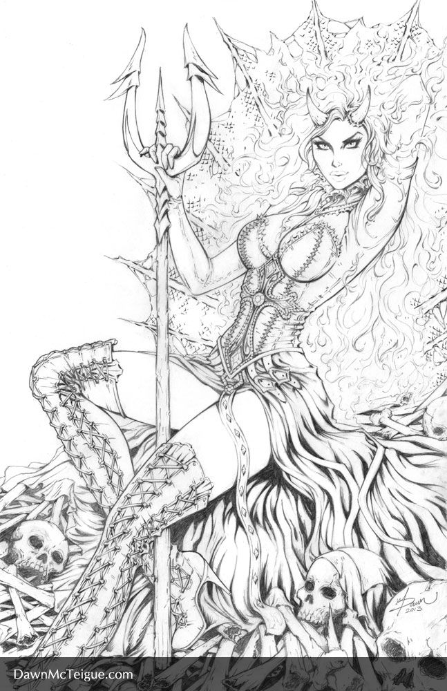 891 best ✐Adult Colouring~Femme~ Goddesses~Beautiful Women images - best of coloring book pages marvel