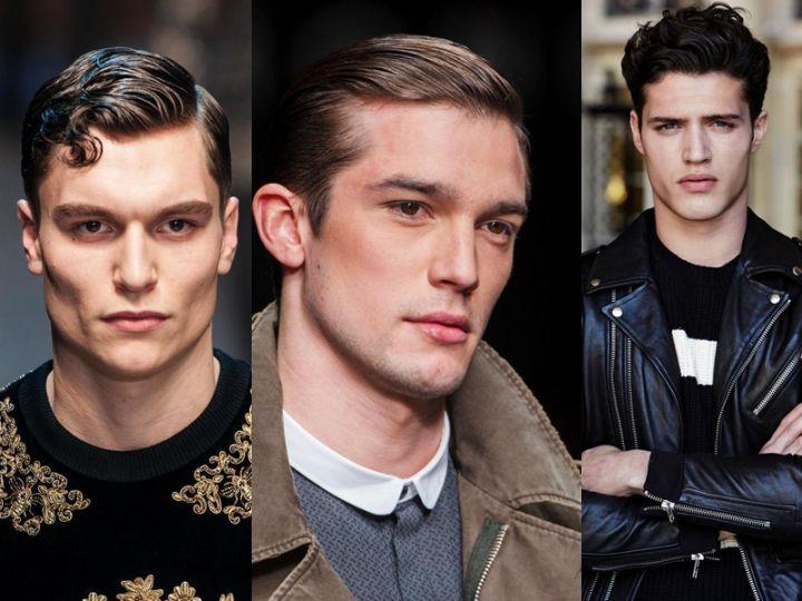 Tagli capelli uomo 2016: vince il look vintage