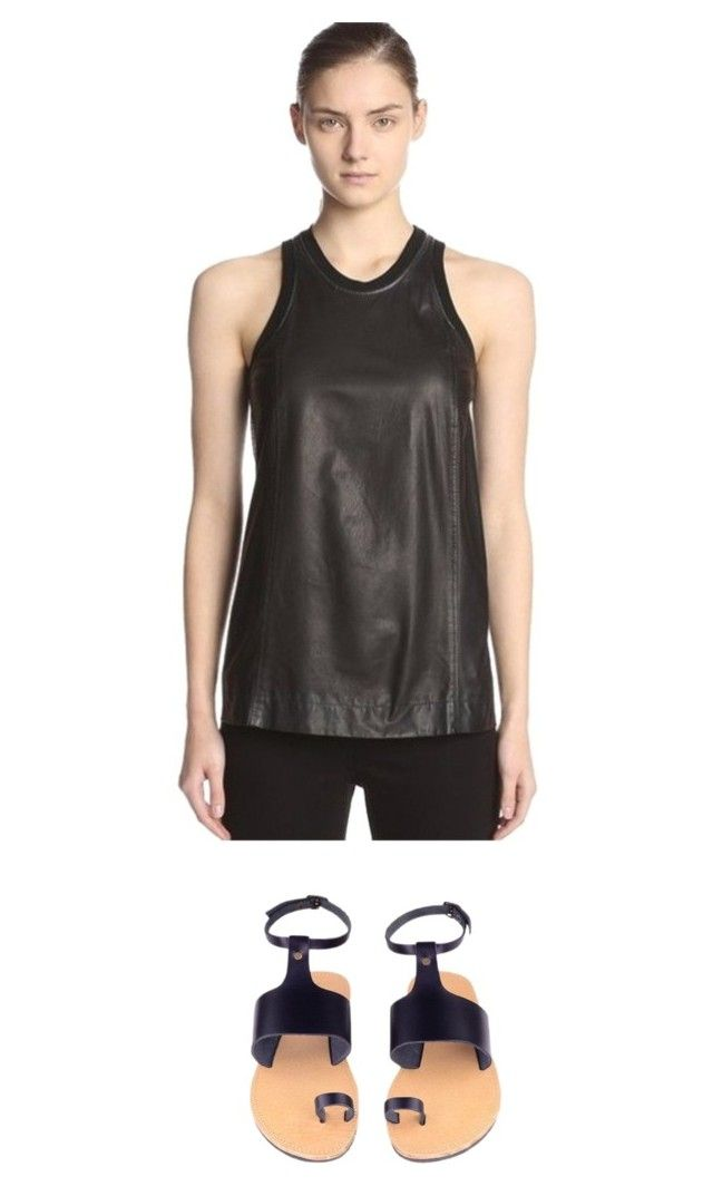 """""""When Kito1981 meets Helmut Lang"""" by kito1981 on Polyvore featuring Helmut Lang"""