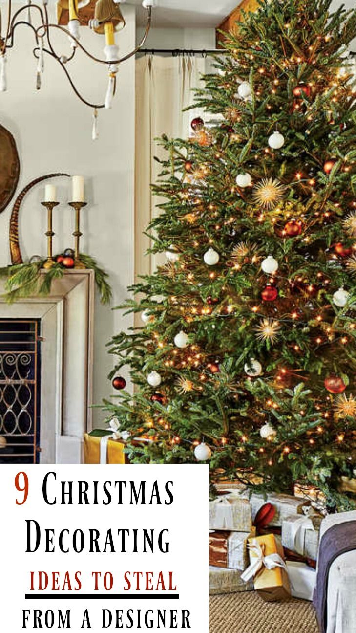 9 Christmas Decorating Ideas to Steal from