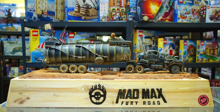 "Mad Max ""The War Rig"""